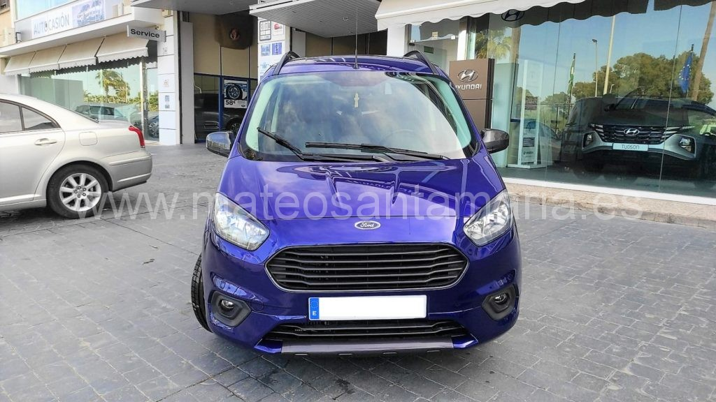 Ford courier Sport Ocasion